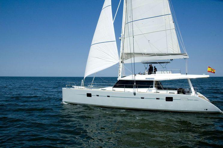 Charter Yacht ZIMIT - Sunreef 62 - 4 Cabins - Ibiza - Palma - Mallorca