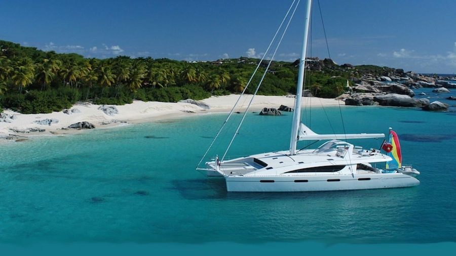 ZINGARA - Matrix Silhouette 76 - 5 Cabins - Tortola - Peter Island - Virgin Gorda - Jost Van Dyke - Anegada