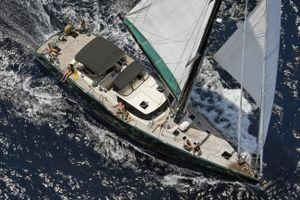 ZULU - 20m Acubens Crewed Sailing Yacht - 4 Cabins - Marina Ibiza - Ibiza Port - Formentera