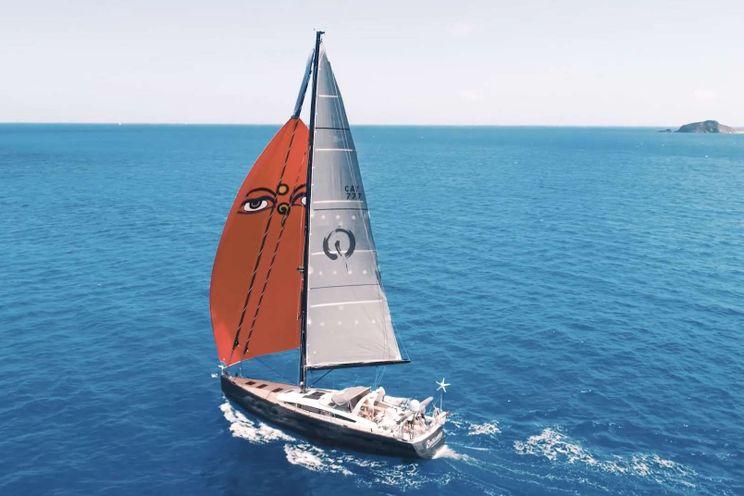 Charter Yacht BODHISATTVA - Jeanneau 64 - 3 Cabins - BVI - Tortola - St Barths