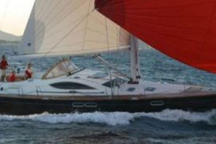 Charter Yacht SAYANG - Sun Odyssey 54 DS -  3 Cabins - Tortola - British Virgin Islands