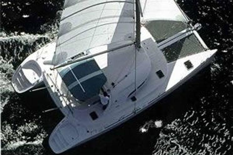 Charter Yacht Lagoon 380 -  4 cabins - Tortola, BVI