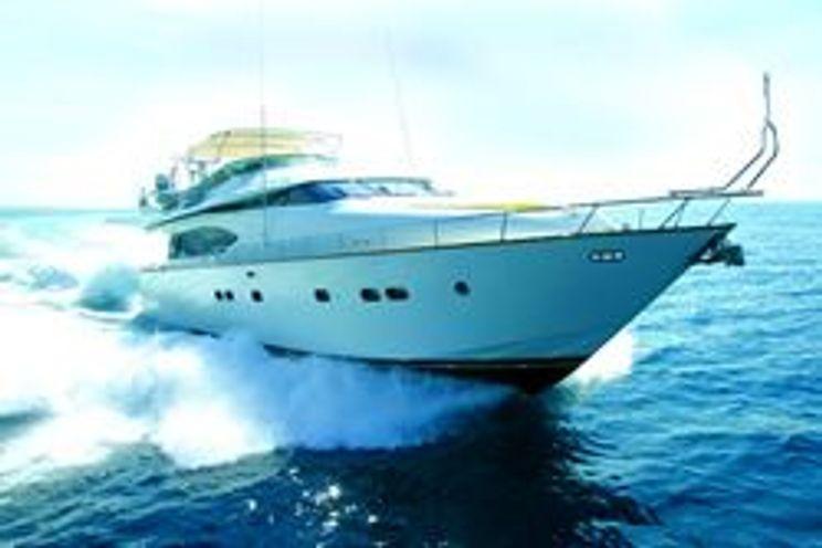 Charter Yacht Maiora 23m - 4 Cabins - Dubai, Ras Al Khaimah