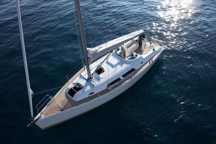 Charter Yacht Hanse 370 - 3 Cabins - Trogir