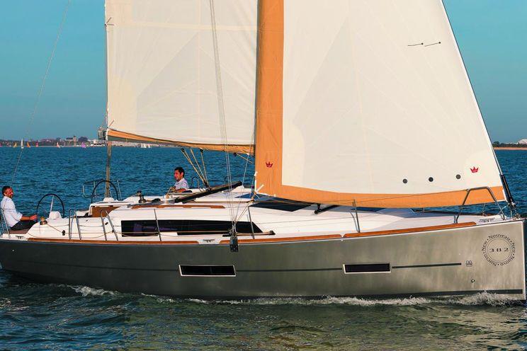 Charter Yacht COUP DE COEUR