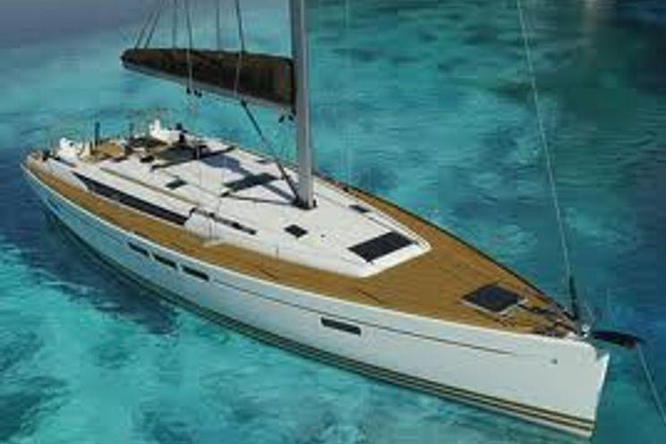 Charter Yacht Secret Love