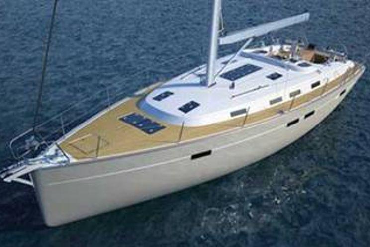 Charter Yacht JOHNNY