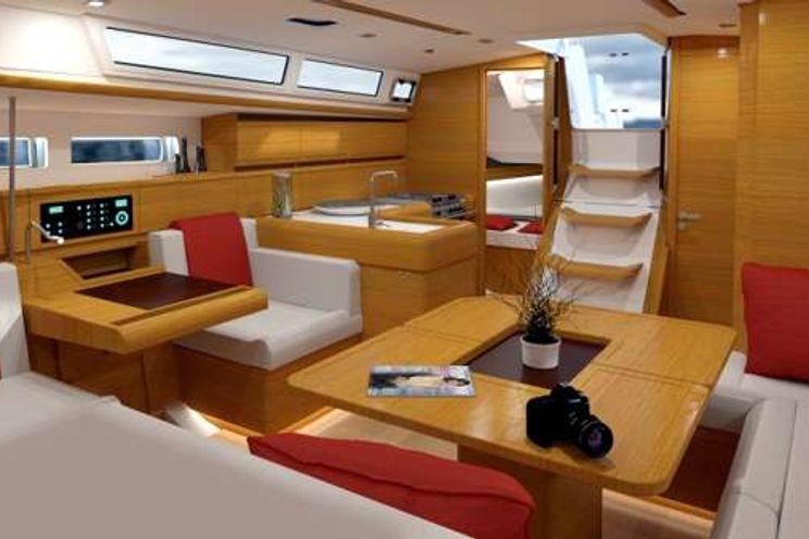 Charter Yacht Mirage