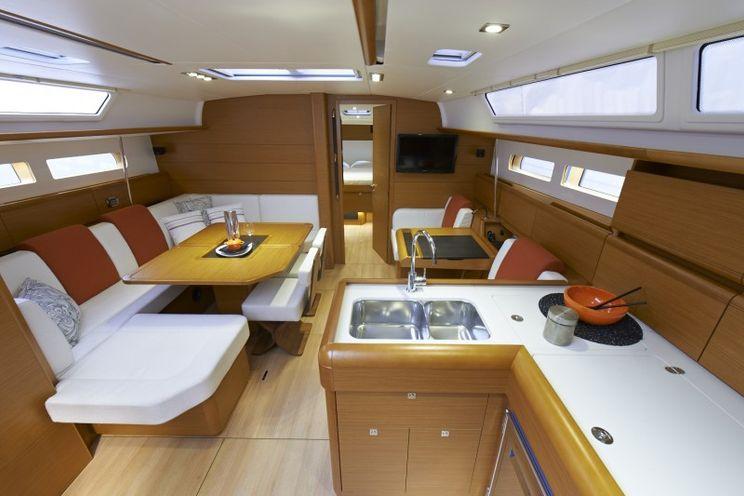 Charter Yacht Sun Odyssey 469 - 4 Cabins - Kos - Greece