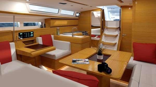 Sun Odyssey 469 - 4 Cabins - Tortola - BVI