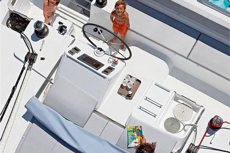 Charter Yacht AMELIA - Lagoon 450 - 4 Cabins - Athens