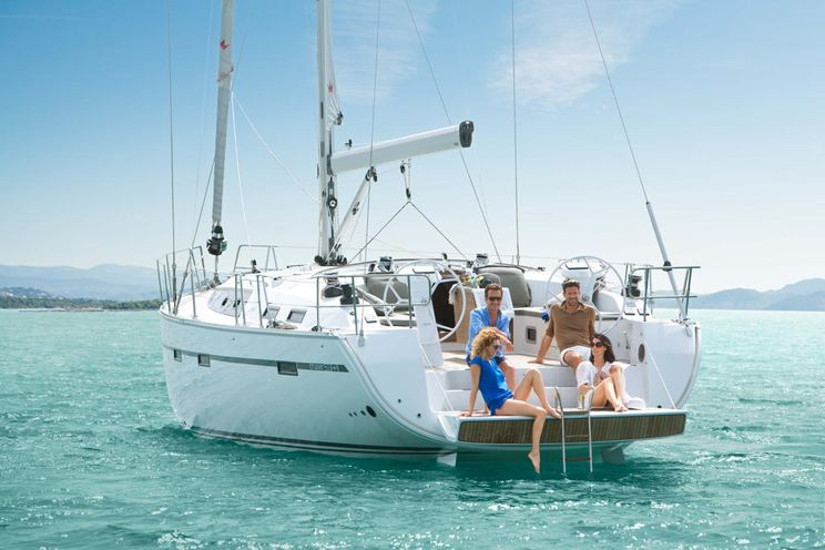 Charter Yacht Agata