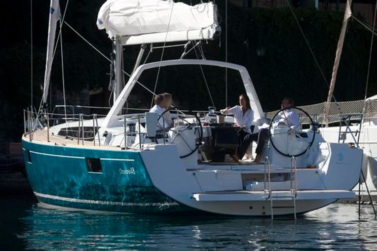 Charter Yacht Serenesse