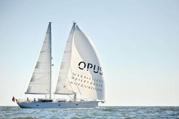 Charter Yacht HELENE - Opus 68 - 3 Cabins - Greek Islands