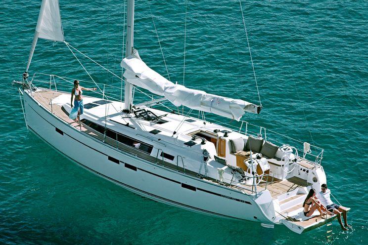 Charter Yacht GIASONE