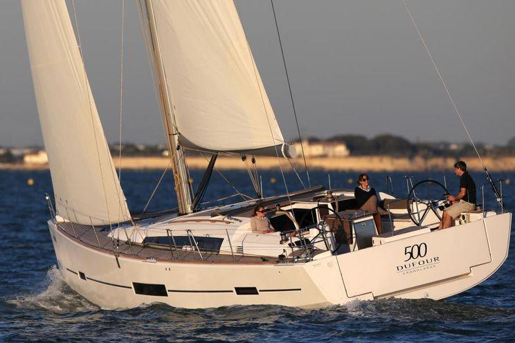 Charter Yacht DUFOUR 500