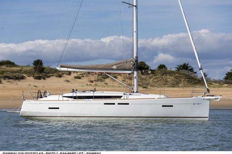 Charter Yacht Mahalo Ohana