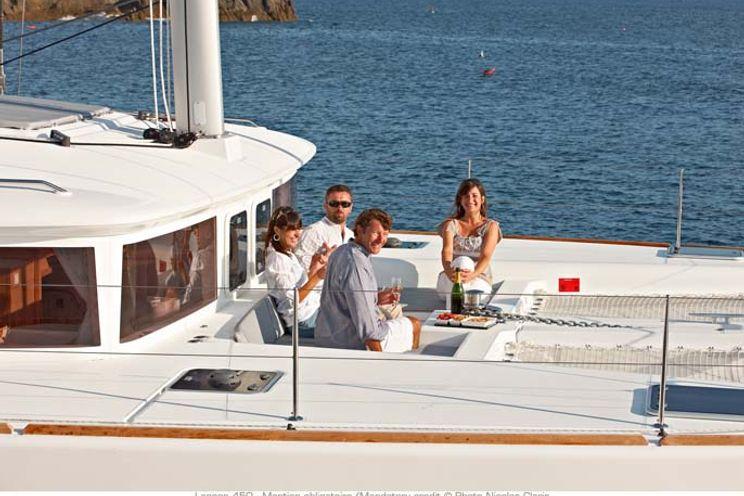 Charter Yacht Halia