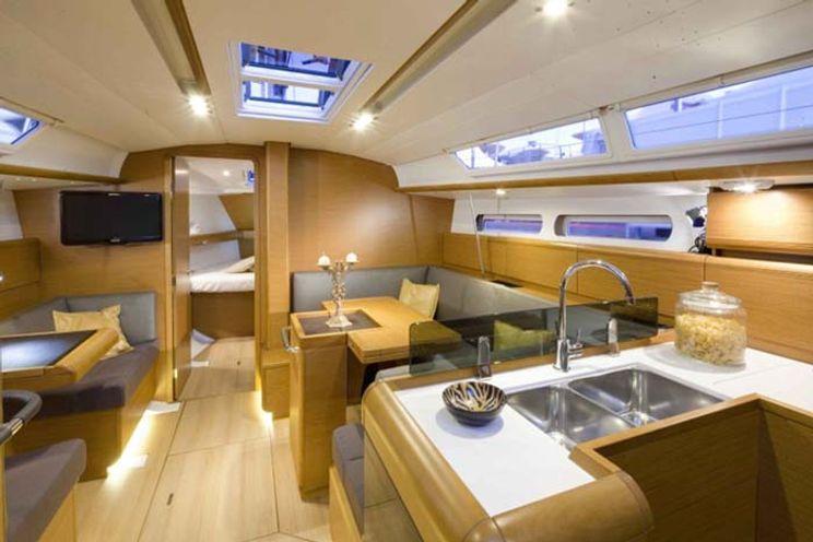 Charter Yacht Sun Odyssey 409 - 3 Cabins - Nassau - Bahamas - Newport - RI