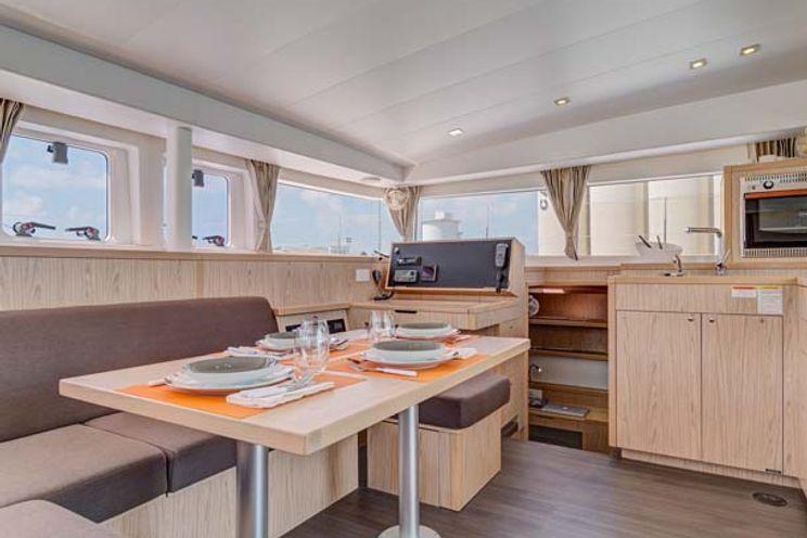 Charter Yacht Andante