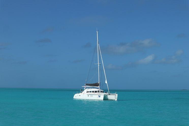 Charter Yacht Blue Butterfly