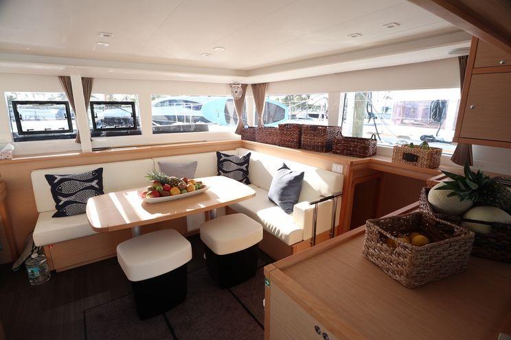 Charter Yacht Galaxy