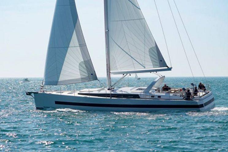 Charter Yacht Thora Helen