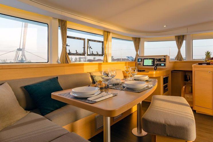 Charter Yacht Oceanfront