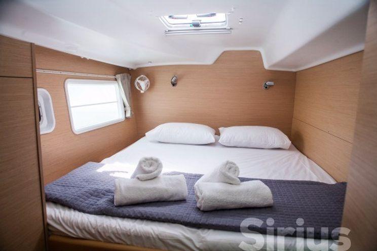 Charter Yacht SIRIUS