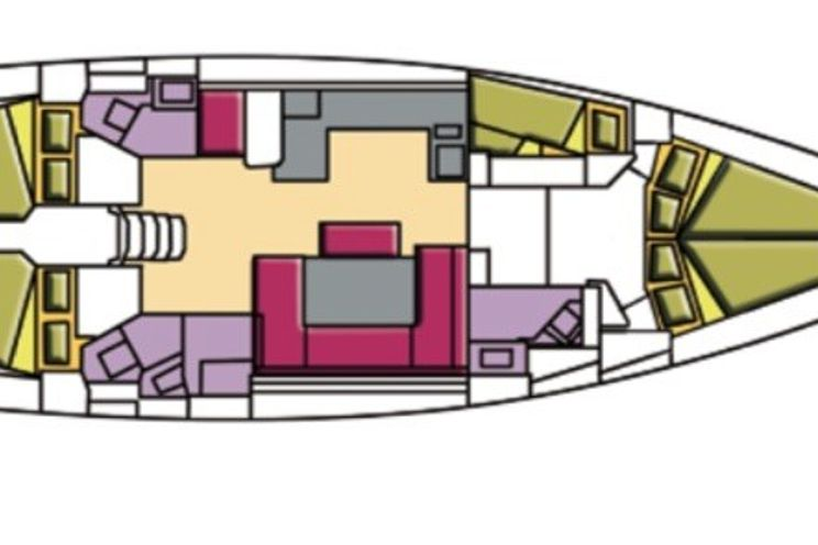 Charter Yacht Gacrux