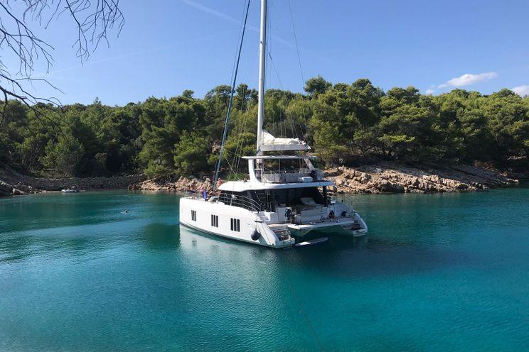 Charter Yacht TIRIL - Sunreef 50 - 5 Cabins - Croatia - Split - Trogir -Dubrovnik
