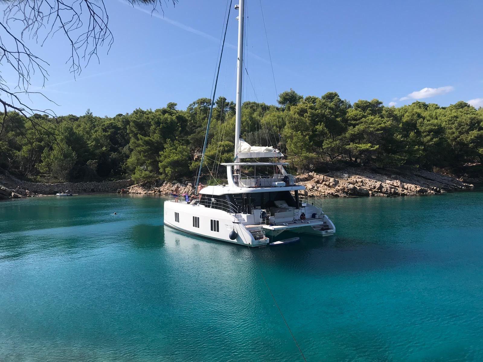TIRIL - Sunreef 50 - 5 Cabins - Croatia - Split - Trogir -Dubrovnik