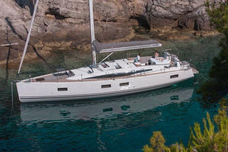 Charter Yacht TRUE NORTH