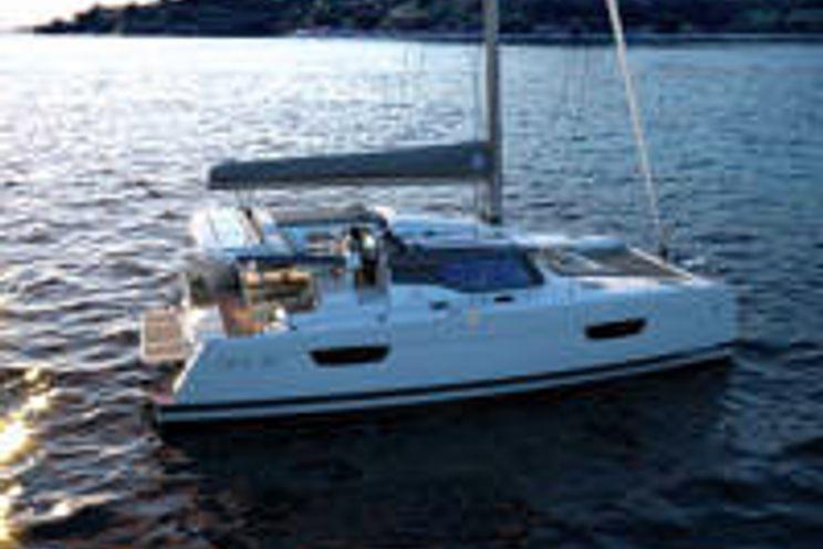 Charter Yacht Astrea 42 - 4+2 Cabins(4 double 2 single)- Key West - MIami