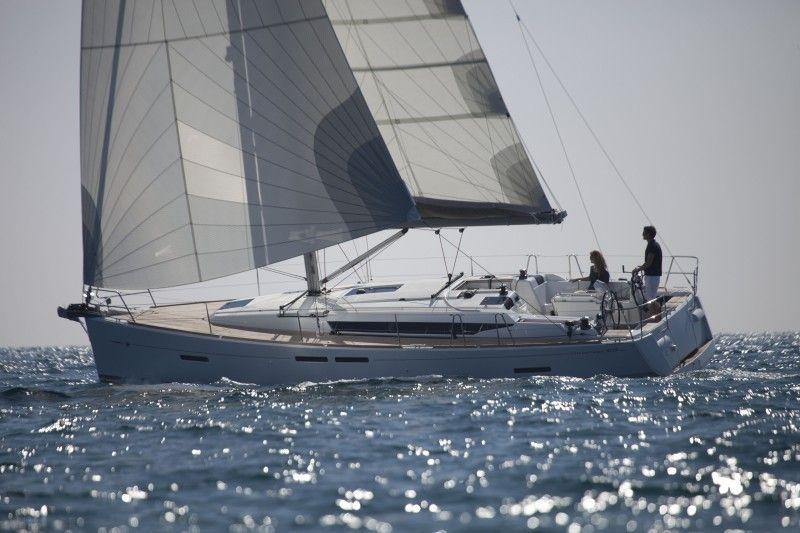 Sun Odyssey 40.9 - 3 Cabins - Denia