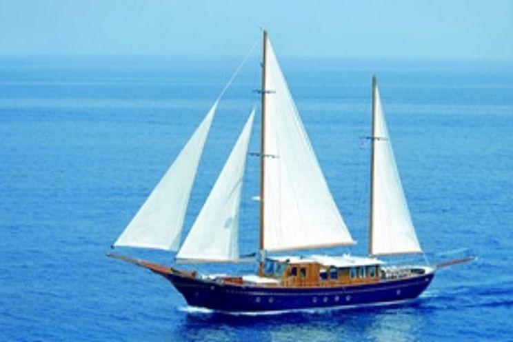 Charter Yacht LIANA H - Motor Sailer - 5 Cabins - Greece