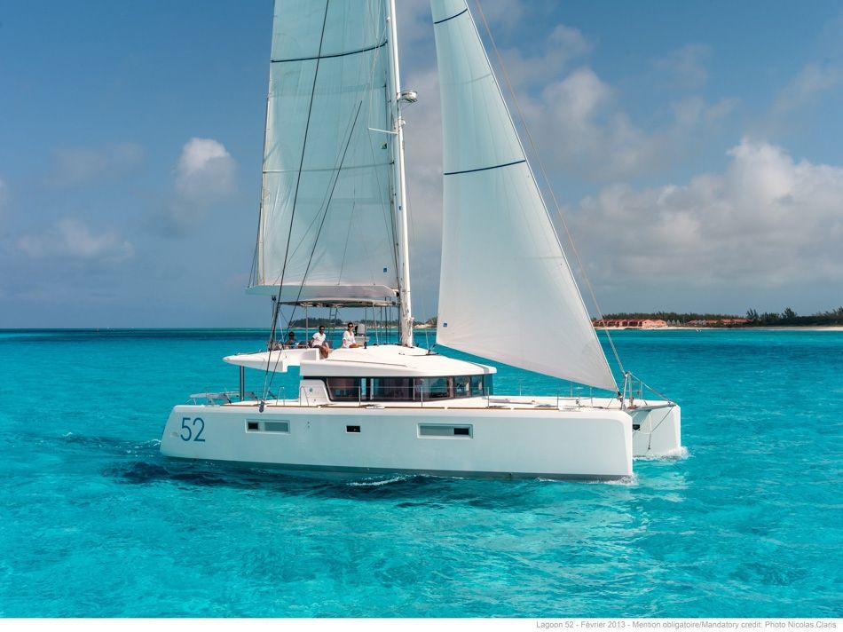 Lagoon 52 - 8 Cabins - Tortola - St Thomas - Caribbean - Virgin Islands