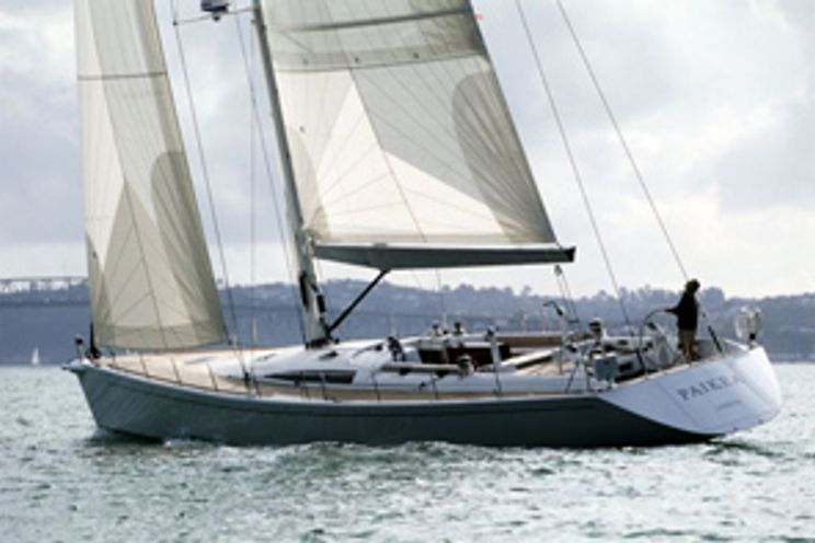 Charter Yacht PAIKEA - Luca Brent - 4 Cabins - Palermo - Naples