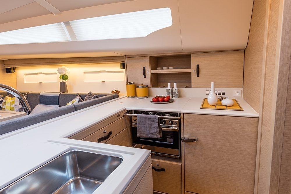 Jeanneau 51 Kitchen