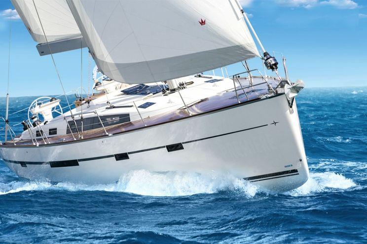 Charter Yacht Bavaria Cruiser 56 - 6 Cabins - 2014 - Athens