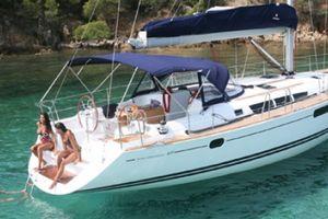 Sun Odyssey 49i - 4 Cabins - Corfu Greece