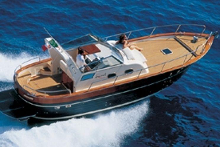 Charter Yacht Apreamare 10  - 1 Cabin - Porto Vecchio - Corsica