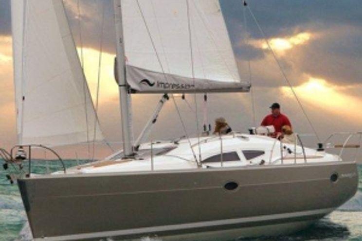 Charter Yacht Elan 384 Impression - 3 Cabins - Sibenik, Croatia