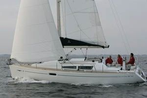 Sun Odyssey 36i performance - 3 Cabins - Hyeres - France