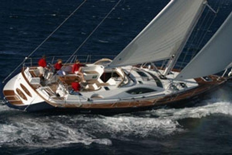 Charter Yacht Sun Odyssey 54 DS - 4 Cabins - Mallorca