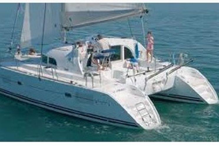 Charter Yacht Lagoon 380  - 4 Cabins - Corfu