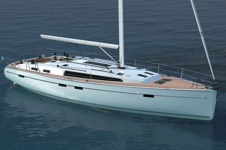 Charter Yacht Oceanis 54 - 5 Cabins - Athens and Lavrio Greece
